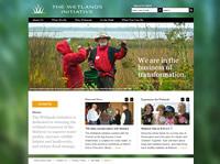 The Wetlands Initiative Logo